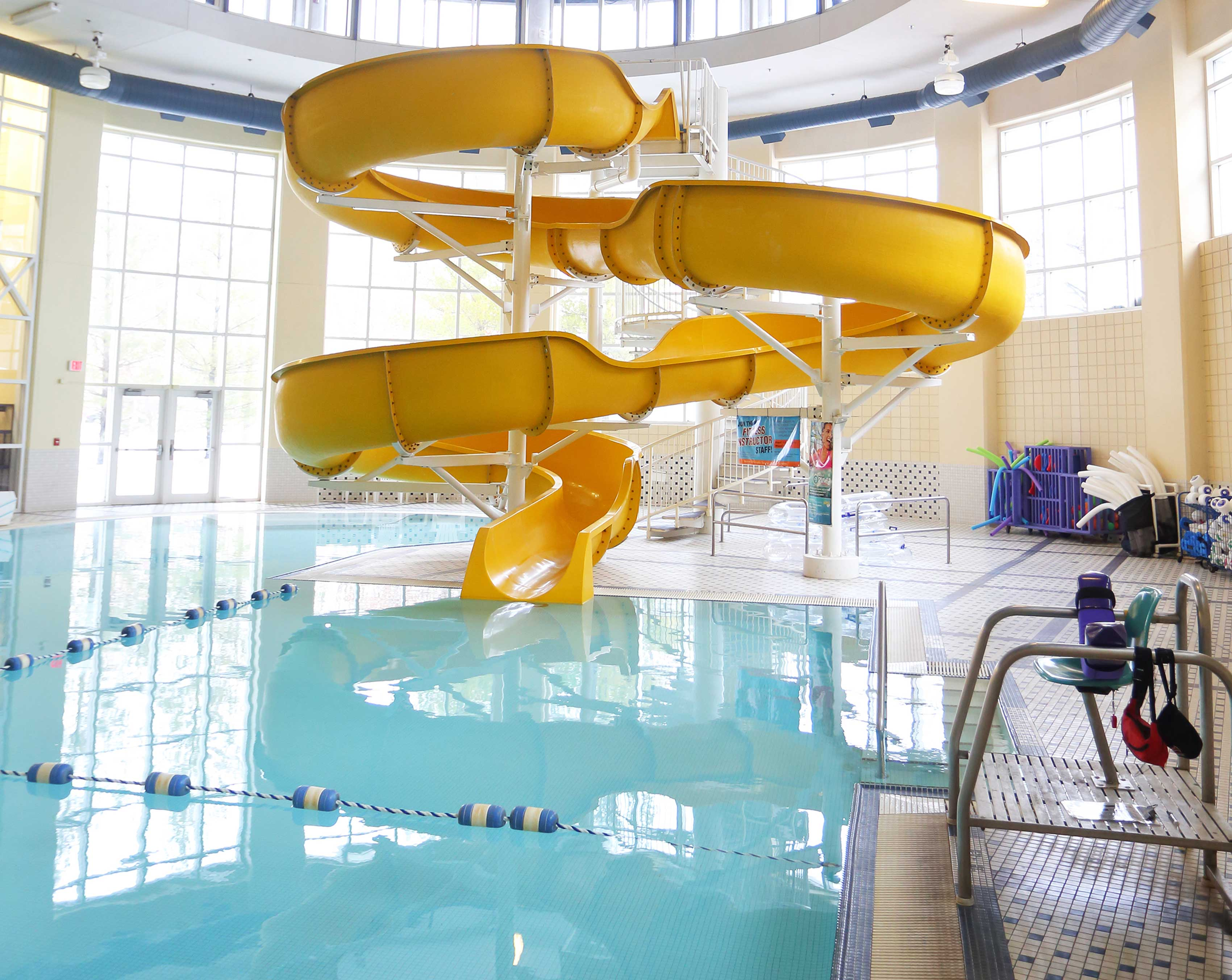 Aquatics Recreation Services