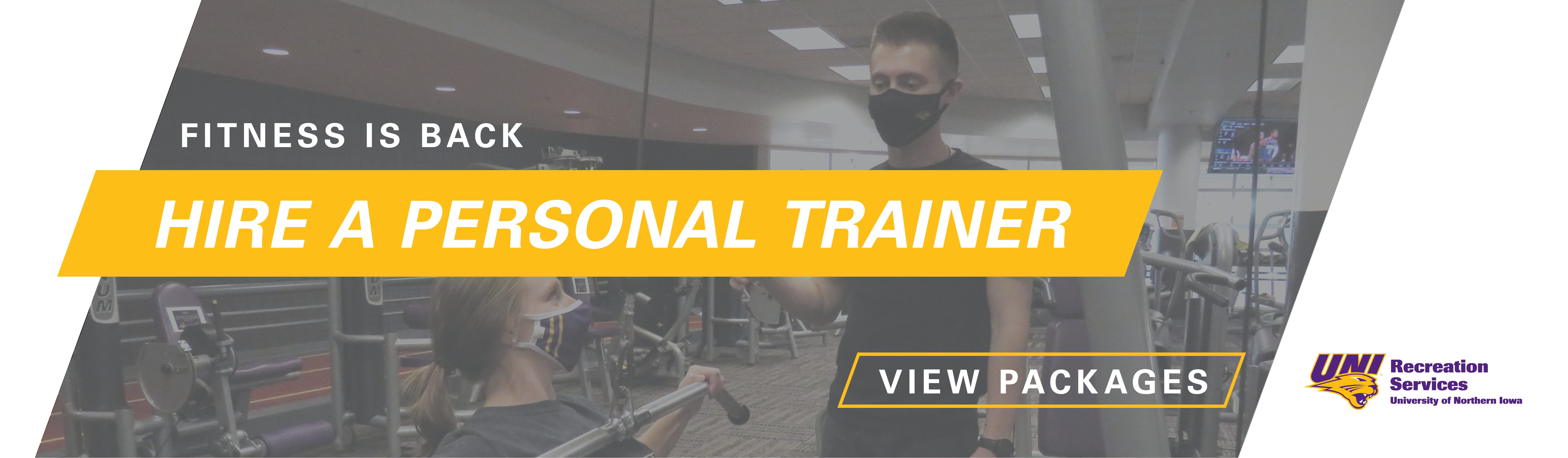 Hire a Personal Trainer Flexslider