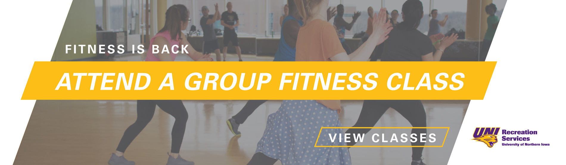 Fitness - Group Fitness Classes
