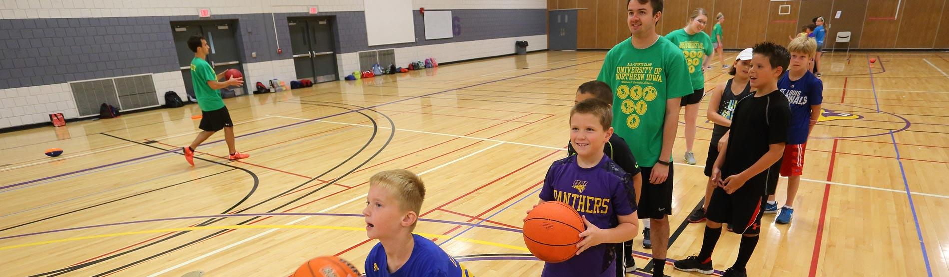Youth Camps header